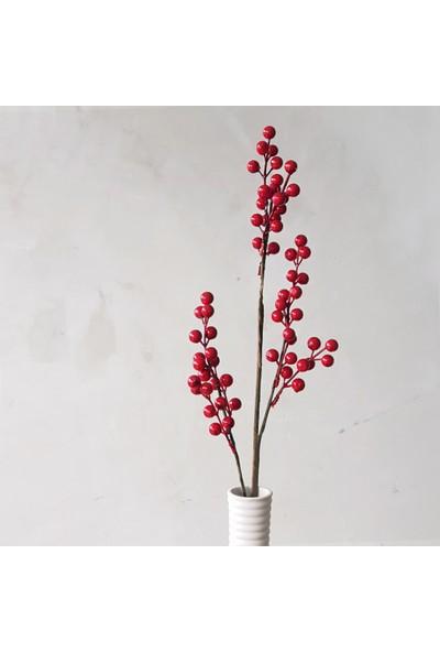 Funbou Yapay Çiçek Yılbaşı