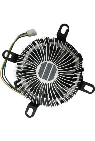 Platoon Intel 1151 - 1150 - 1155 - 1156 - 775 İle Uyumlu Universal İşlemci Fanı