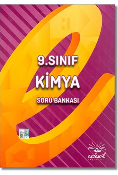 Endemik 9. Sınıf Kimya Soru Bankası