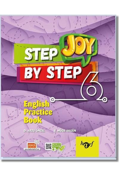 Harf 6. Sınıf Joy Step By Step English Practice Book