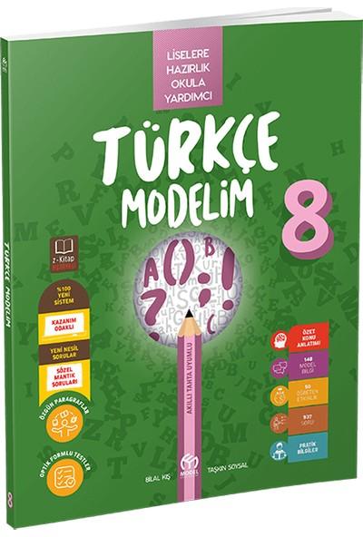 Model 8. Sınıf Türkçe Modelim