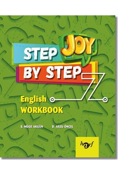 Harf 7. Sınıf Joy Step By Step English Workbook