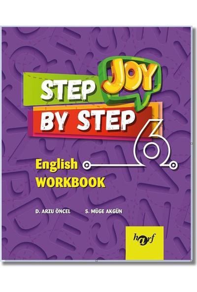 Harf 6. Sınıf Joy Step By Step English Workbook