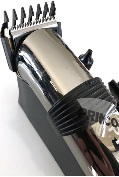 Princo PR 609C Ayarlanabilir 3 Kademeli Saç Sakal Kesme Makinesi