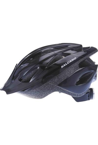Salcano Yetişkin Bisiklet Kaskı Işıklı S109