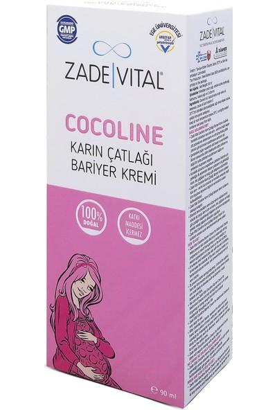 Zade Vital Cocoline Karın Çatlağı Bariyer Kremi 90 ml