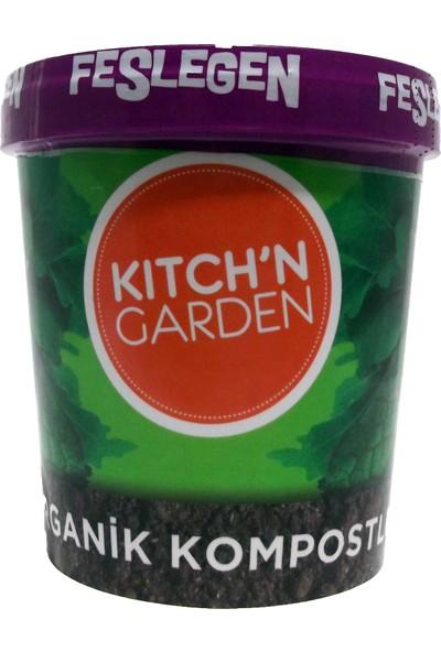 Kitch'n Garden Fesleğen Kiti