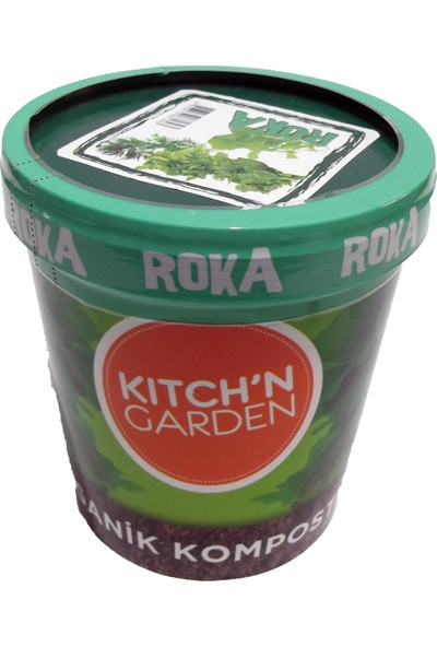 Kitch'n Garden Roka Kiti
