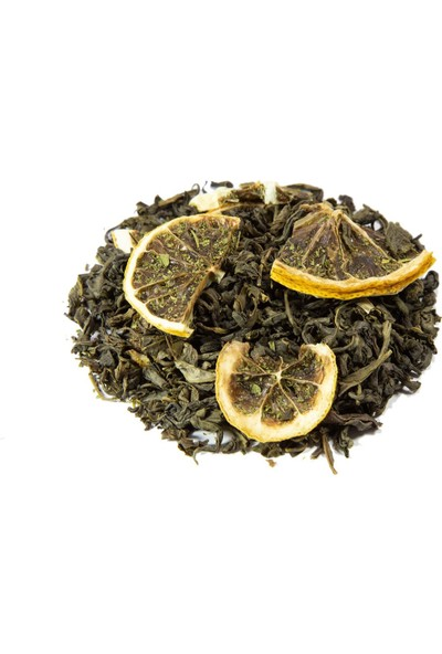 Hayfene Nane Limon Yeşil Çay - 1 Kg