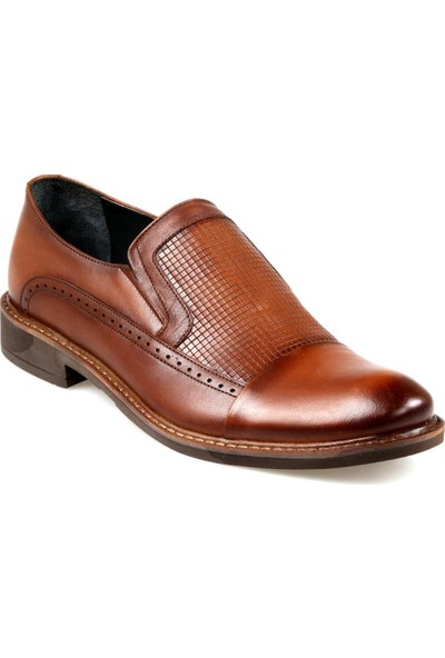 Rego 1270 Erkek Taba Ayakkabı