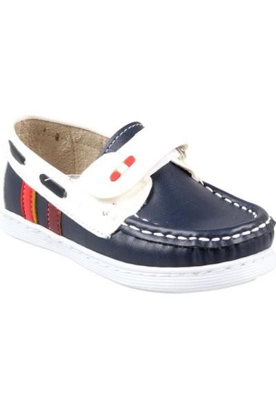 Sema Erkek Çocuk Tımbırlent Rahat Lacivert Günlük Ayakkabı