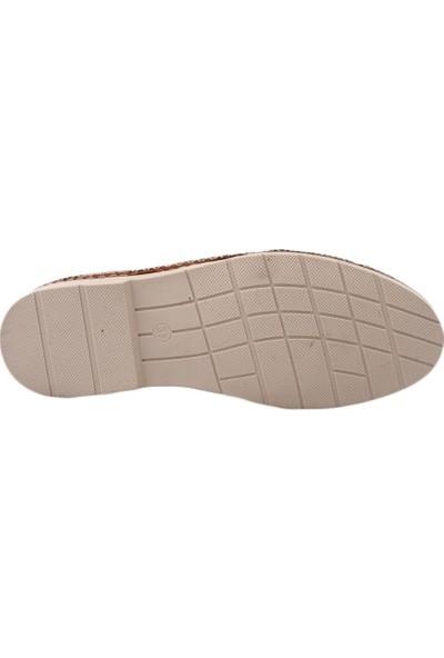 Dgn 01-2 Kadın Saraçlı Anatomic Footwear Ayakkabı Mavi