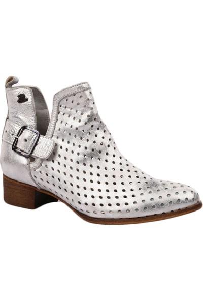 Venüs 1810601Y Kadın Günlük Bootie Ayakkabı Beyaz