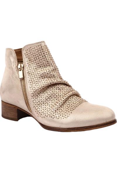 Venüs 1810603Y Kadın Günlük Bootie Ayakkabı Bej