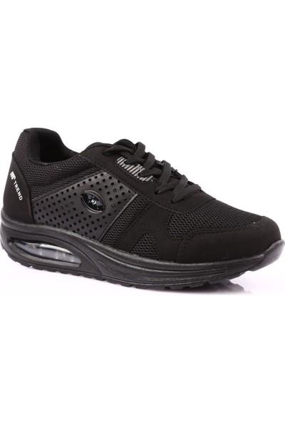 M.P 191-6712Zn Kadın 191-6712 Zn Spor Casual Spor Ayakkabı Siyah