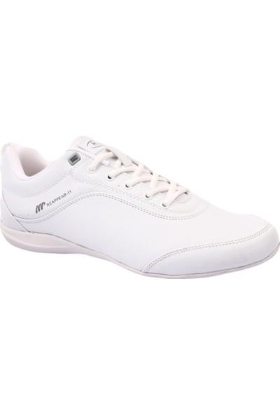 M.P 191-7332Mr Erkek 191-7332 Mr Spor Casual Spor Ayakkabı Beyaz