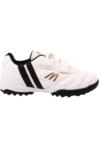 M.P 191-7374Ft Çocuk Filet 191-7374 Ft Halısaha Spor Ayakkabı Beyaz