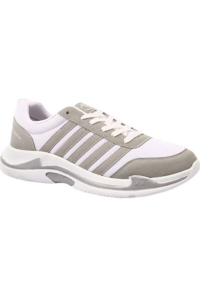 M.P 191-7437Mr Erkek 191-7437 Mr Spor Casual Spor Ayakkabı Beyaz