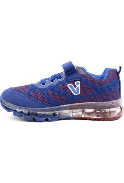 Vicco 937.19Y.214 Patik Spor Ayakkabı Saks Mavi