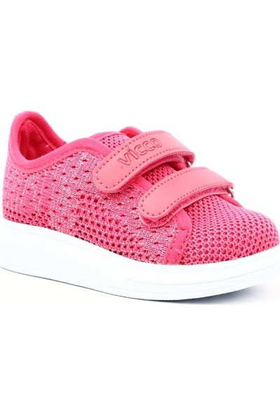 Vicco 968.19Y.412 Bebe Ayakkabı Fuşya