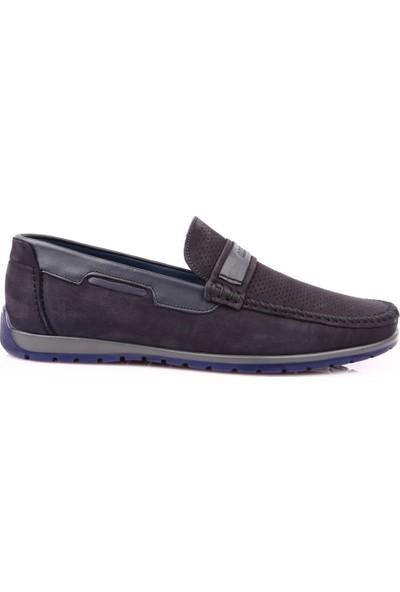 Greyder 9Y1Ca63512 Erkek Loafer 9Y Ayakkabı (S) Lacivert