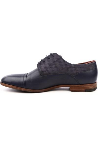 Greyder 9Y1Ka63349 Erkek Klasık 9Y Ayakkabı (S) Lacivert