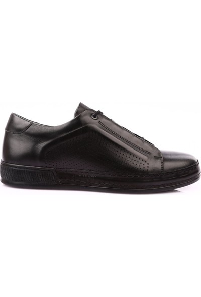 Greyder 9Y1Sa63170 Erkek Spor Bağcıklı Sneakers Ayakkabı Siyah