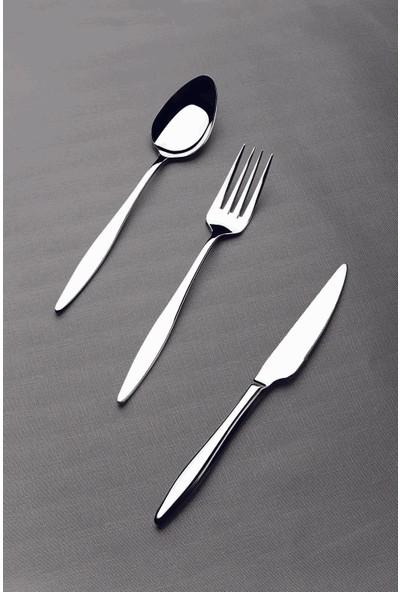 Lugga Ceyda 72 Parça 12 Kişilik Çatal Kaşık Bıçak Seti