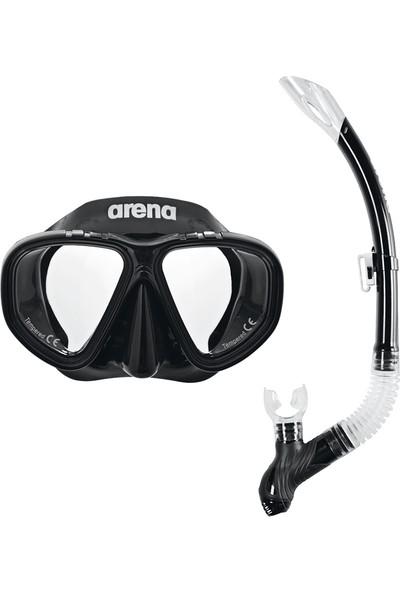 Arena 002018505 Premium Şnorkel-Maske Seti