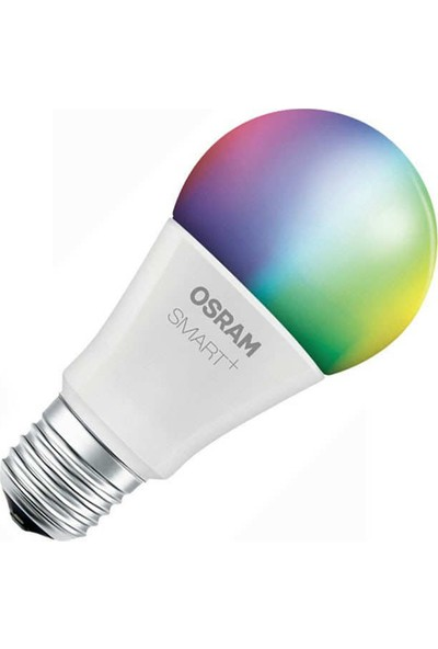 Osram Smart+ Family Apple Homekit Classic E27 Multicolor Ampul