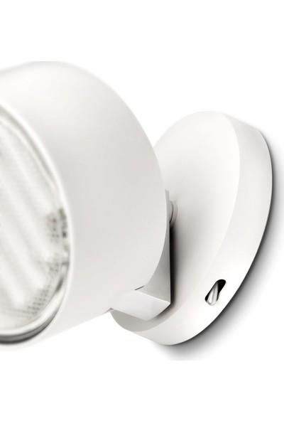 Philips Ecomoods Streamers Spot Beyaz 1X9W 57940/31/16