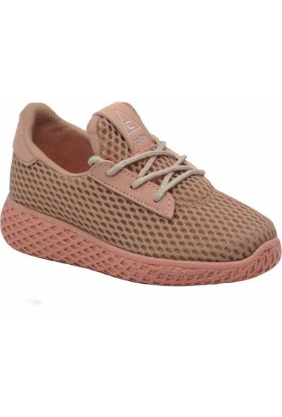 Cosby Pembe Çocuk Spor Ayakkabı 23 Nisan Gösteri Ayakkabısı