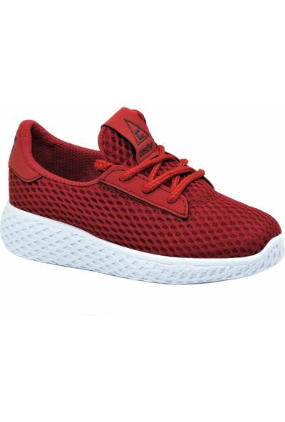Cosby Kırmızı Çocuk Spor Ayakkabı 23 Nisan Gösteri Ayakkabısı