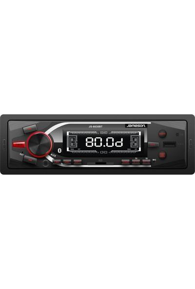 Jameson Js-6630Bt Bluetooth-Usb-Aux-Mp3-Rca Out Cep Telefonu Uyumlu Teyp