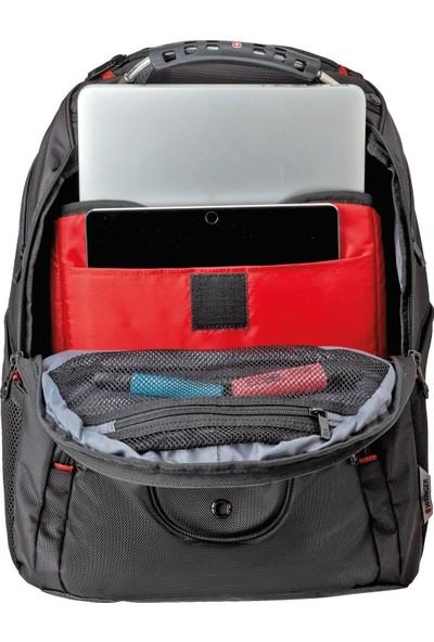 Wenger Ibex 125th Slim Ballistic Laptop Sırt Çantası - Siyah 605500