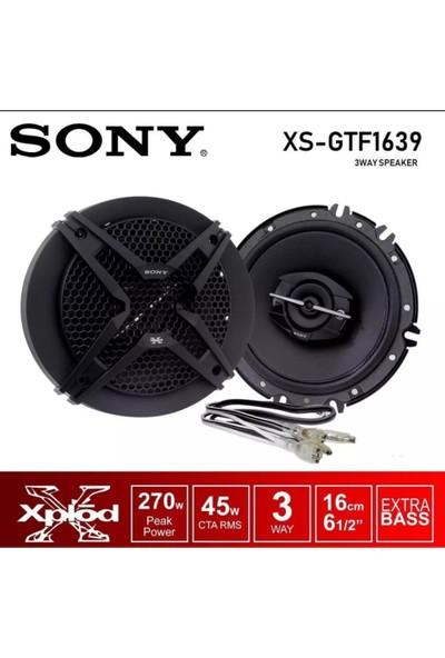 Sony Xs-Gtf1639 270 Watt 16 cm Yuvarlak Oto Hoparlör