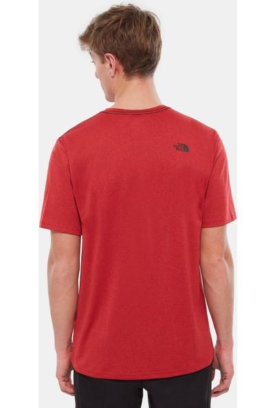 The North Face M Train N Logo S/S Tee - Eu Erkek T-Shirt