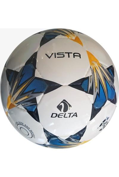 Delta Vista Futbol Topu 5 Numara El Dikişli
