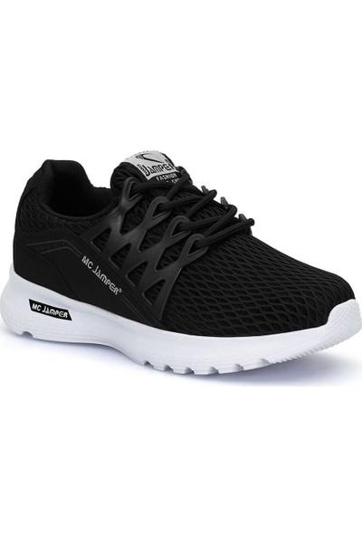 Dark Seer Mrc.1675E Siyah Beyaz Erkek Sneaker Ayakkabı
