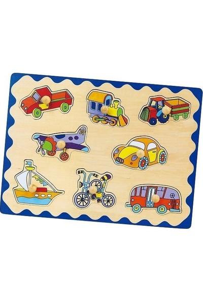 Edu Toys Araçlar Puzzle