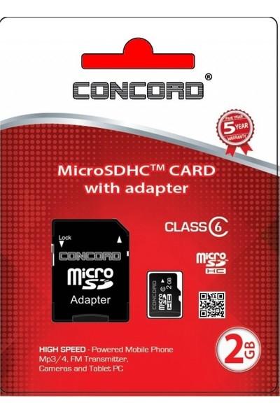 Concord Hafıza Kartı High Speed 2 gb