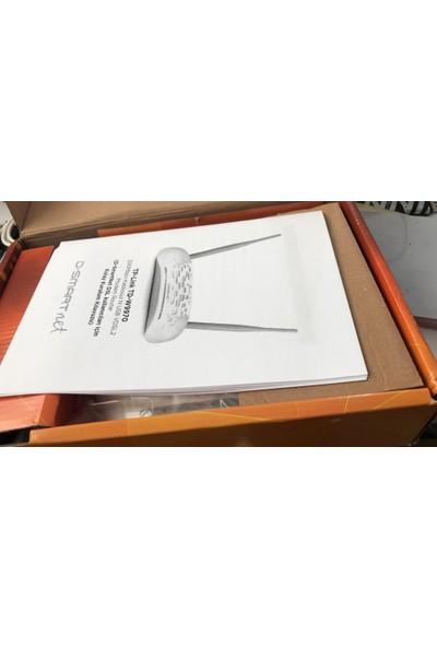 Tp-Link Td-W8961N 300Mbps 4 Port Adsl2 Kablosuz D-Smart