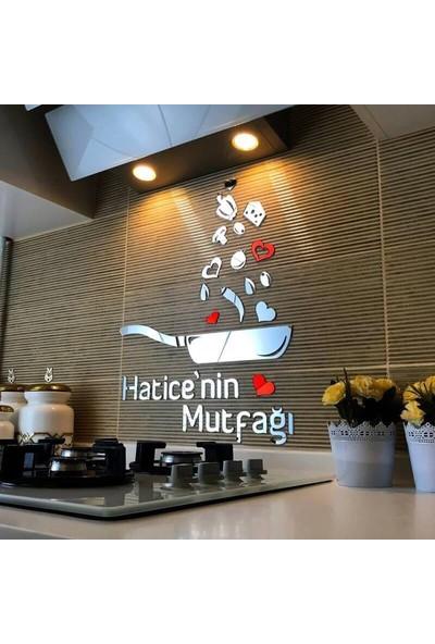 Artan Hediyelik Kişiye İsime Özel Pleksi Mutfak Aynası | Mutfak Süsü