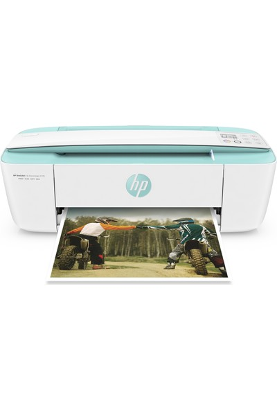 HP DeskJet Ink Advantage 3789 Fotokopi + Tarayıcı + WiFi Yazıcı T8W50C