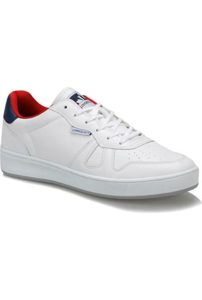 Lumberjack Harbour Beyaz Erkek Sneaker Ayakkabı