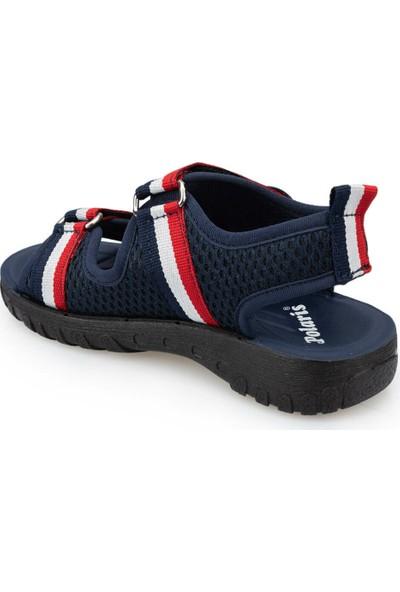 Polaris 91.511426.P Lacivert Erkek Çocuk Sandalet