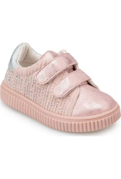 Polaris 91.511025.B Pudra Kız Çocuk Ayakkabı