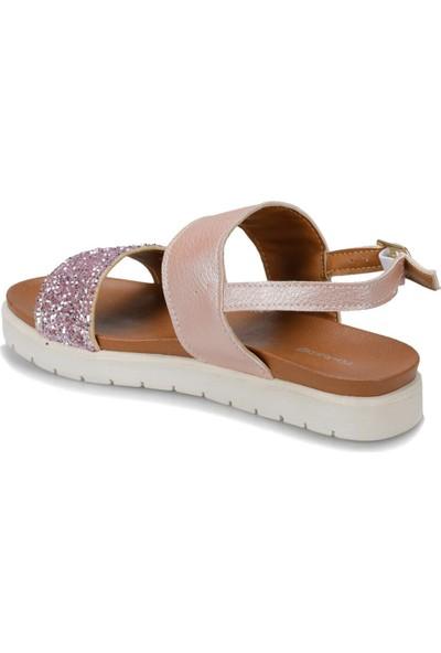 Pink Step 91.Titi-2.F Pembe Kız Çocuk Sandalet