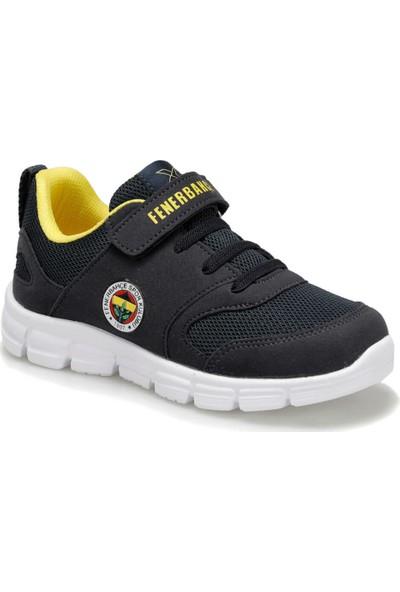 Fb Roysi Lacivert Sarı Erkek Çocuk Koşu Ayakkabısı