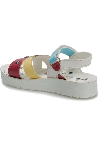 Seventeen Svs240.P Fuşya Kız Çocuk Sandalet